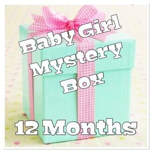 Baby Girl Mystery Box 12 MONTHS